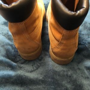 Timberland Shoes - 6 inch Waterproof Timberland Boots